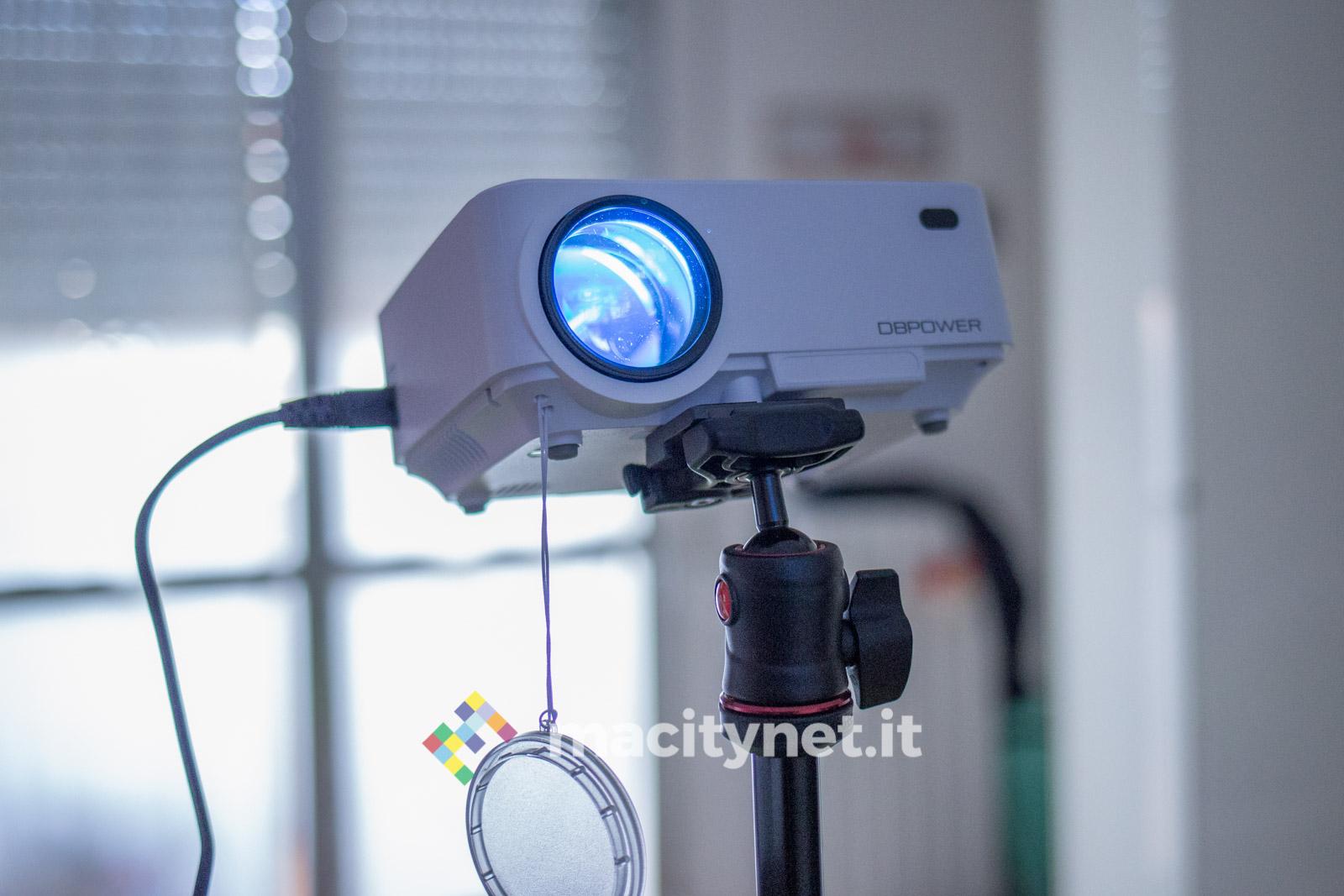 Videoproiettore DBPower