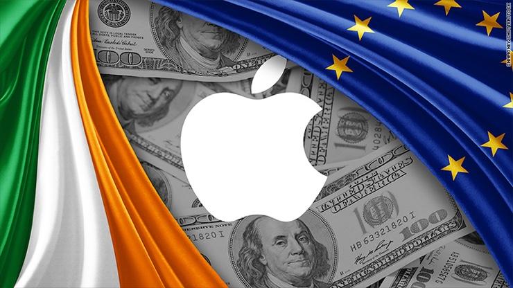 apple europa irlanda