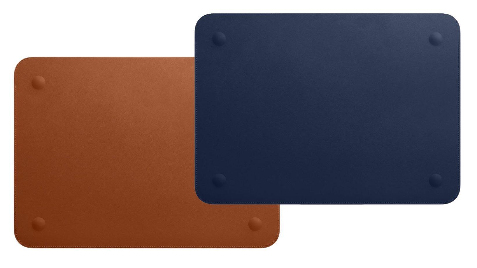 custodia in pelle per MacBook 12
