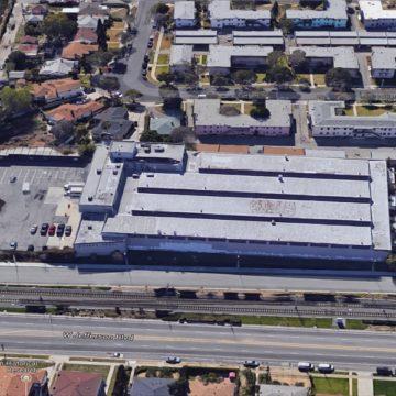 Apple terreno Los Angeles
