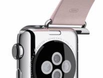 Apple studia cinturini per Apple Watch che si regolano al polso da soli