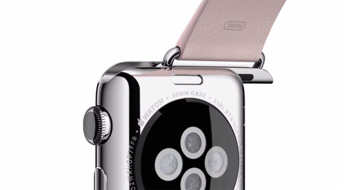 apple watch cinturino automatico