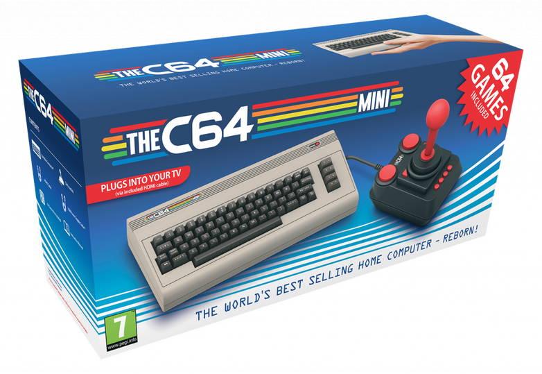 commodore 64 mini 3