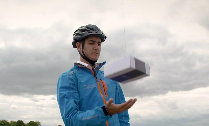 consegne con droni
