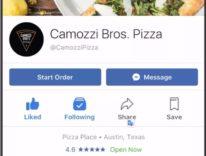 facebook cibo