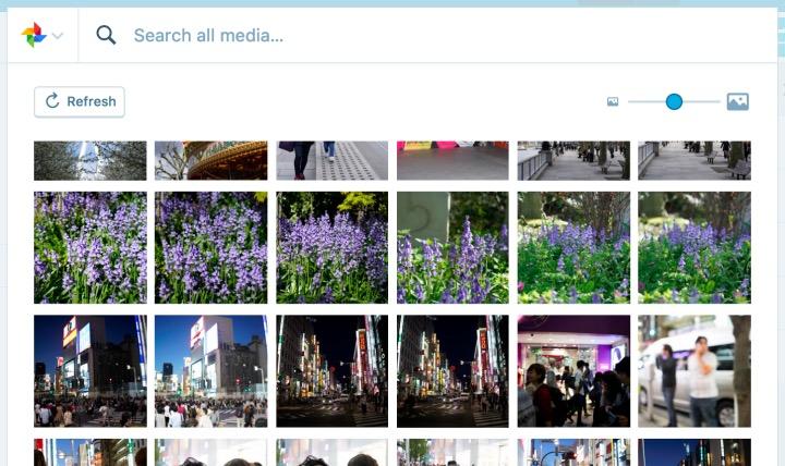 Wordpress è integrato con Google Foto