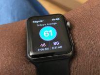 Vivo grazie a una notifica di Apple Watch