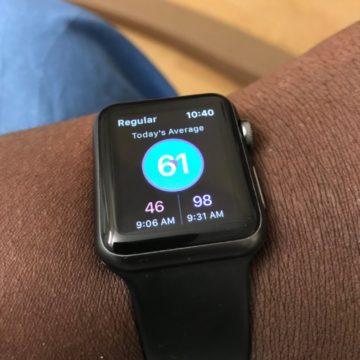 vita salva Apple Watch