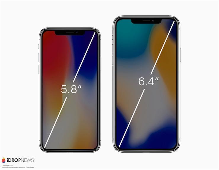 iPhone X Plus 1