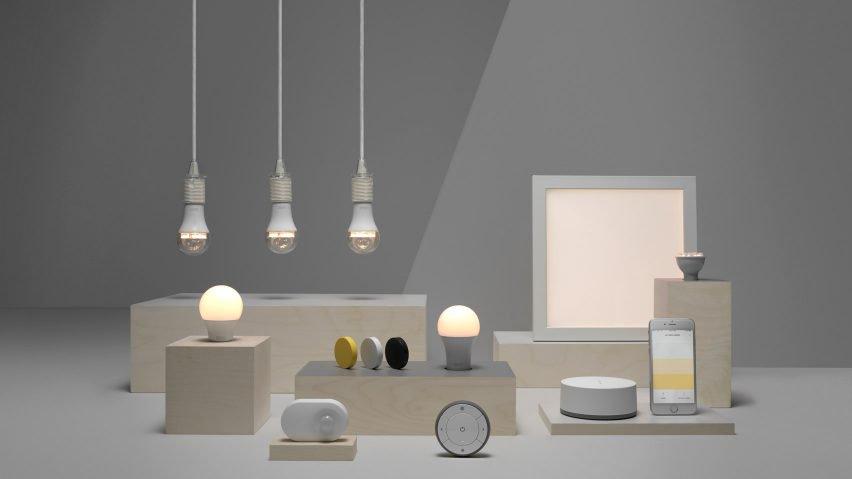 supporto HomeKit per le luci Ikea