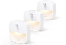 3 lampade LED con sensore di movimento per interni: pochi giorni a 13,99 euro