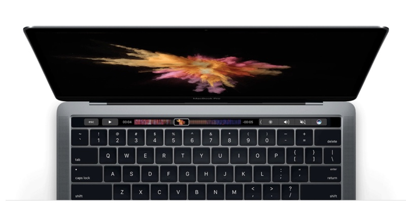macbok pro touch bar icon740