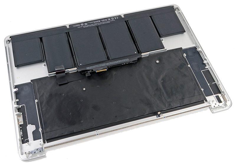 sostituzione della batteria del MacBook Pro