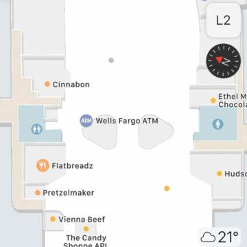 mappe di apple aeroporti 2
