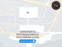 Dentro a Mappe di Apple arrivano le piantine dei principali aeroporti USA