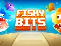 Fishy Bits 2, pesce piccolo mangia pesce grosso in un frenetico arcade gratis per iOS