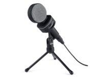 Microfono a condensatore per lo studio casalingo con iOS e Mac: sconto 8,99 euro