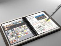 Microsoft lavora ad Andromeda, un tablet pieghevole tutto stilo, e-ink e non solo