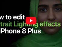 Apple mostra la magia di Modalità Illuminazione Ritratto in due nuovi video