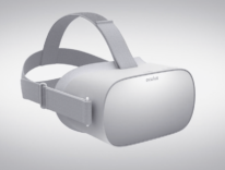 Oculus Go, il visore di realtà virtuale che funziona senza telefono