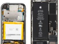 Com'è cambiato l'interno degli iPhone nel corso degli anni
