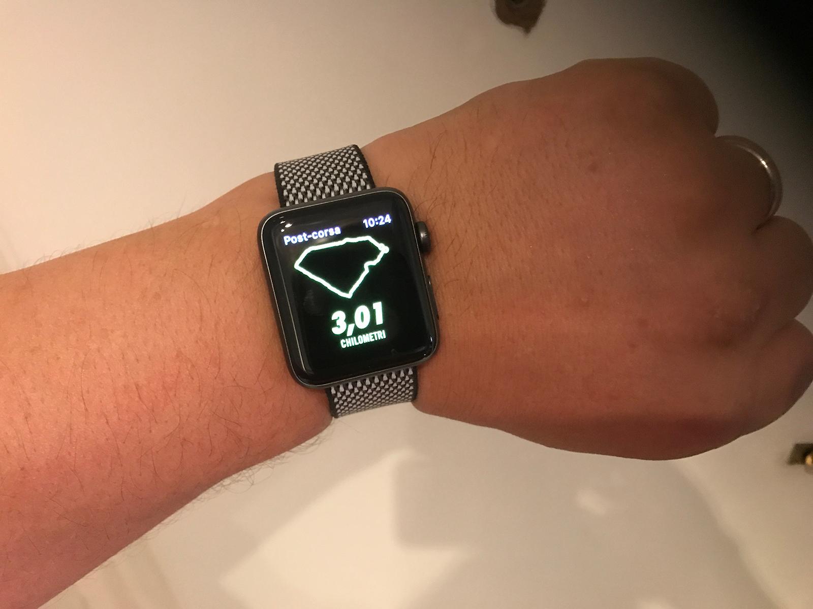 recensione di apple watch 3