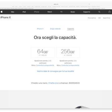 spedizioni iPhone X 3