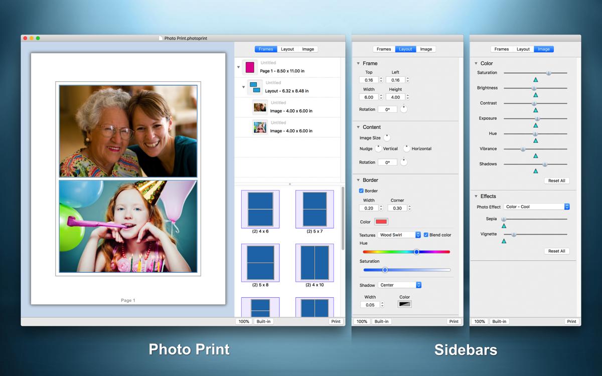stampare foto photo print 4