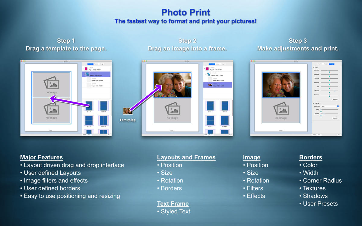 photo print 4 stampare foto photo print 4 2