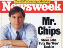La firma di Steve Jobs fa valere una rivista 50mila dollari