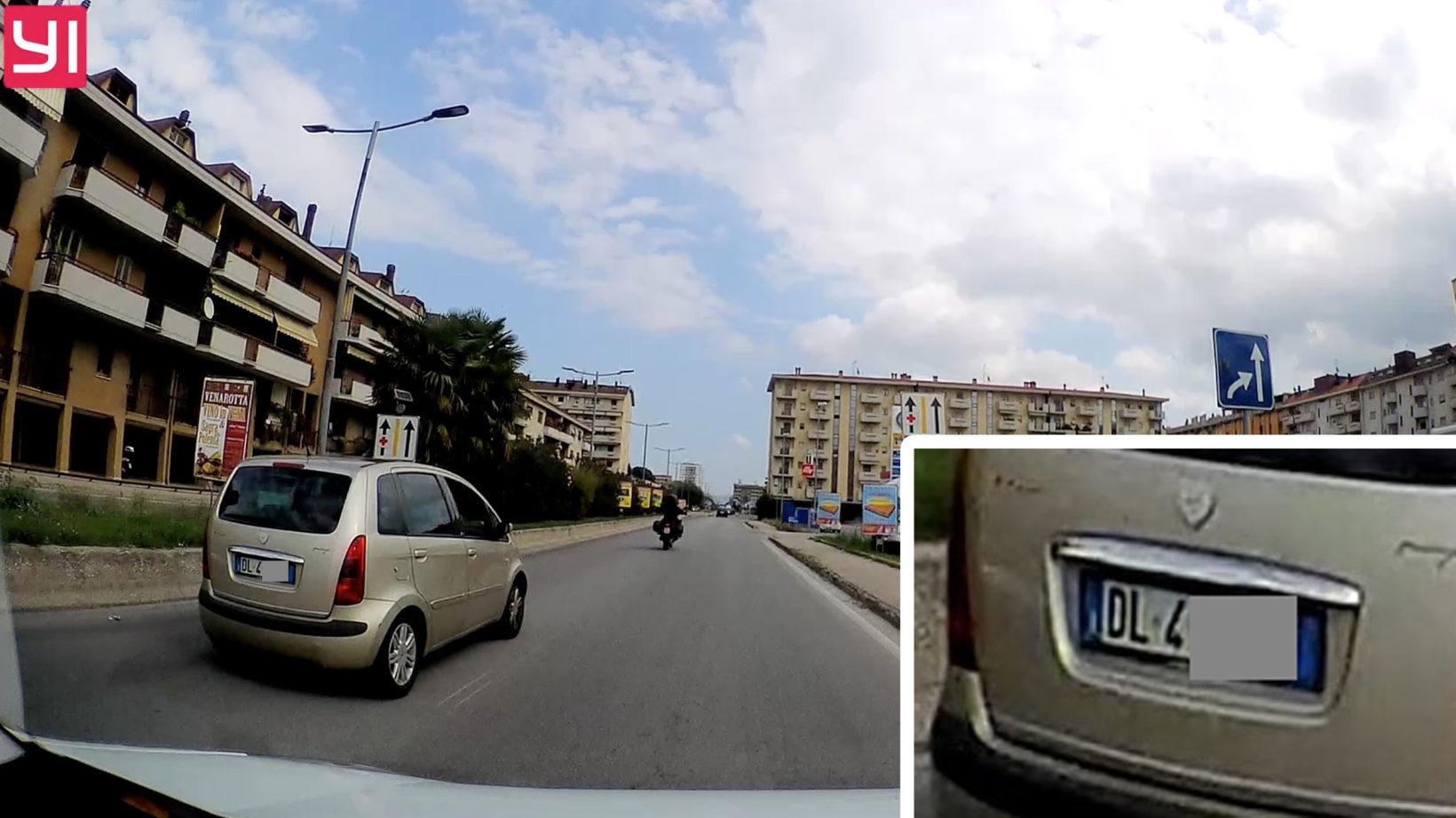 Yi Car Cam