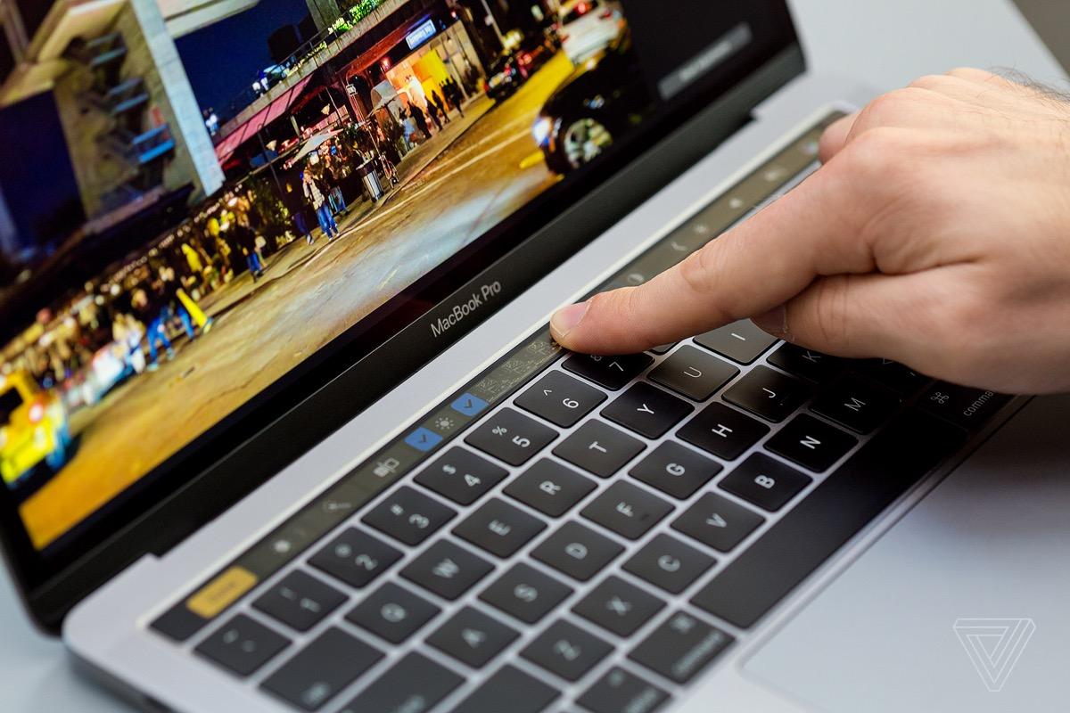 dannata touch bar