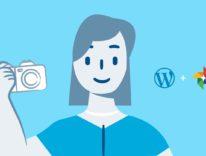 WordPress è integrato con Google Foto per una condivisione più semplice
