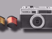 """Yashica digiFilm Y35, la prima fotocamera con """"pellicola digitale"""""""