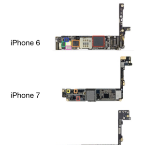 iphone hardware pre iphone x