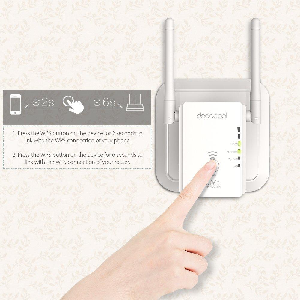 ripetitore di segnale WiFi