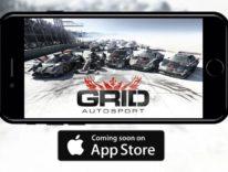 GRID Autosport iOS, richiederà almeno un iPhone 7
