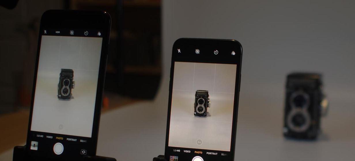 teleobiettivo iphone x