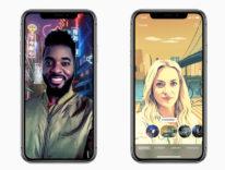 Aggiornata l'app Clips di Apple, ora con supporto ai selfie immersivi a 360° su iPhone X