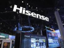 Hisense acquista la divisione TV di Toshiba per 100 milioni di euro