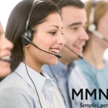 MMN cerca personale Help Desk Telefonico