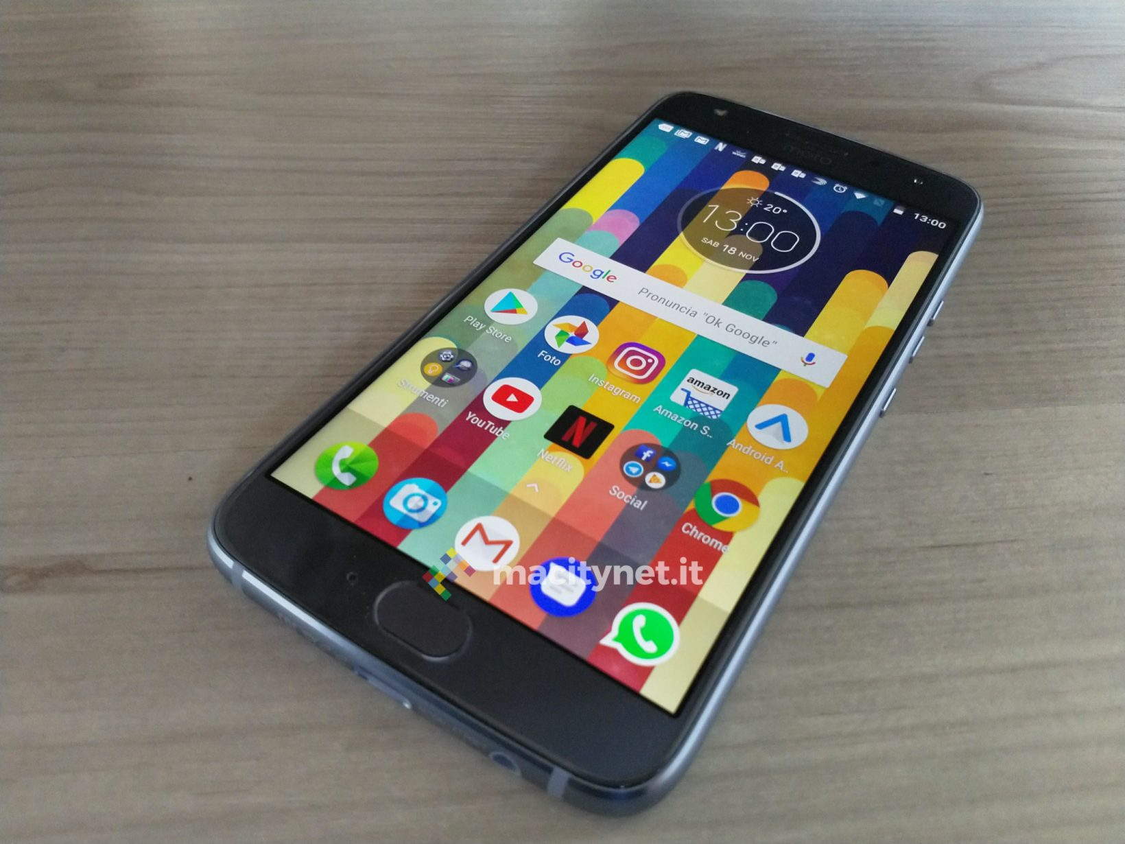 Recensione Motorola Moto X4