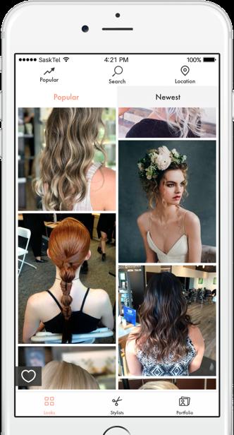 NextLook Hairstyles