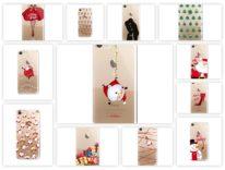 Puro Mood, la collezione di cover per smartphone con serie natalizia