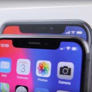 lancio iphone x box