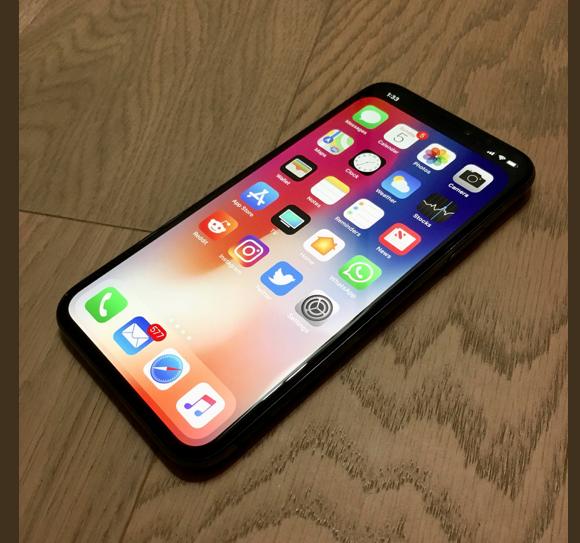 schermo iphone x