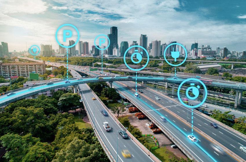 Volkswagen e Google lavorano sull'ottimizzazione del traffico, studiando variabili aggiuntive