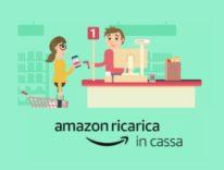 Compra su Amazon e paga in contanti, si può fare con Amazon Ricarica in Cassa