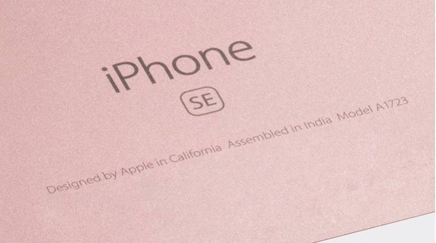 apple in india iPhone SE