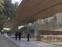 Mega festa a Cupertino, il centro visitatori di Apple Park apre il 17 novembre